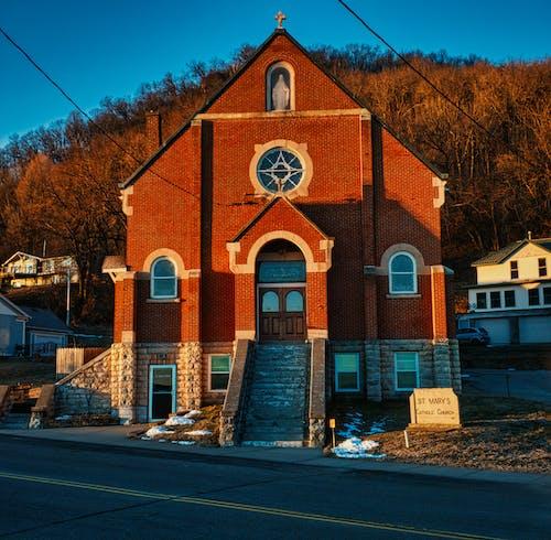 Foto profissional grátis de aparência, arquitetura, capela