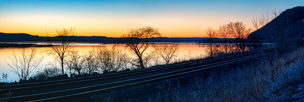Free stock photo of bluffs, hills, Mississippi River