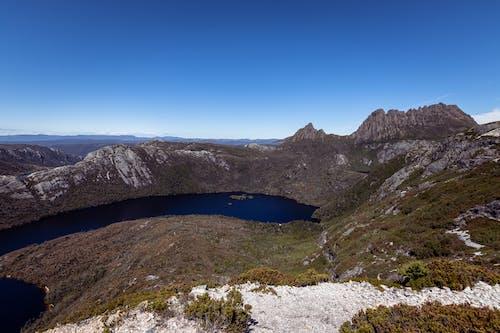 Immagine gratuita di australia, cielo azzurro, gradle mountain