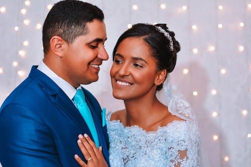 คลังภาพถ่ายฟรี ของ การแต่งงาน, คู่, คู่บ่าวสาว