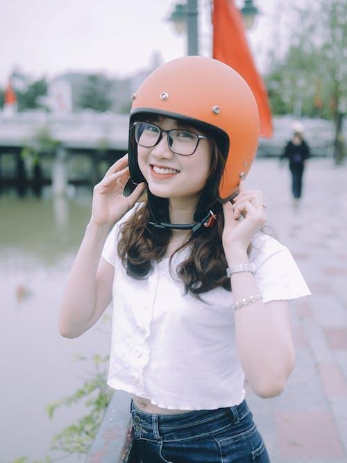 Fotos de stock gratuitas de asiático, blusa, bonita
