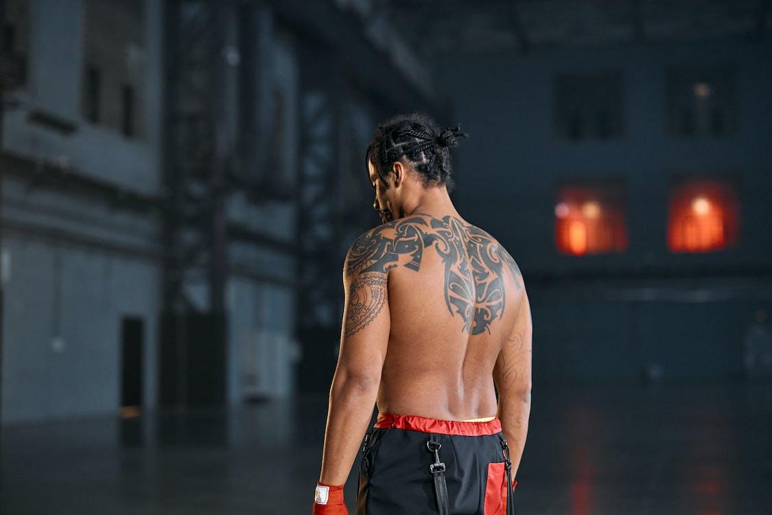 Kostenloses Stock Foto zu anonym, anonymous, bodybuilding