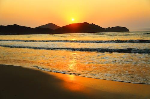 Gratis arkivbilde med caragua, daggry, hav
