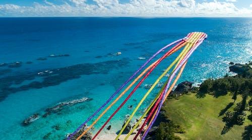 Free stock photo of bahamas, bermuda, blue
