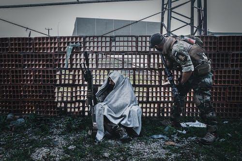 Fotos de stock gratuitas de Ametralladora, Ejército, fuerzas especiales