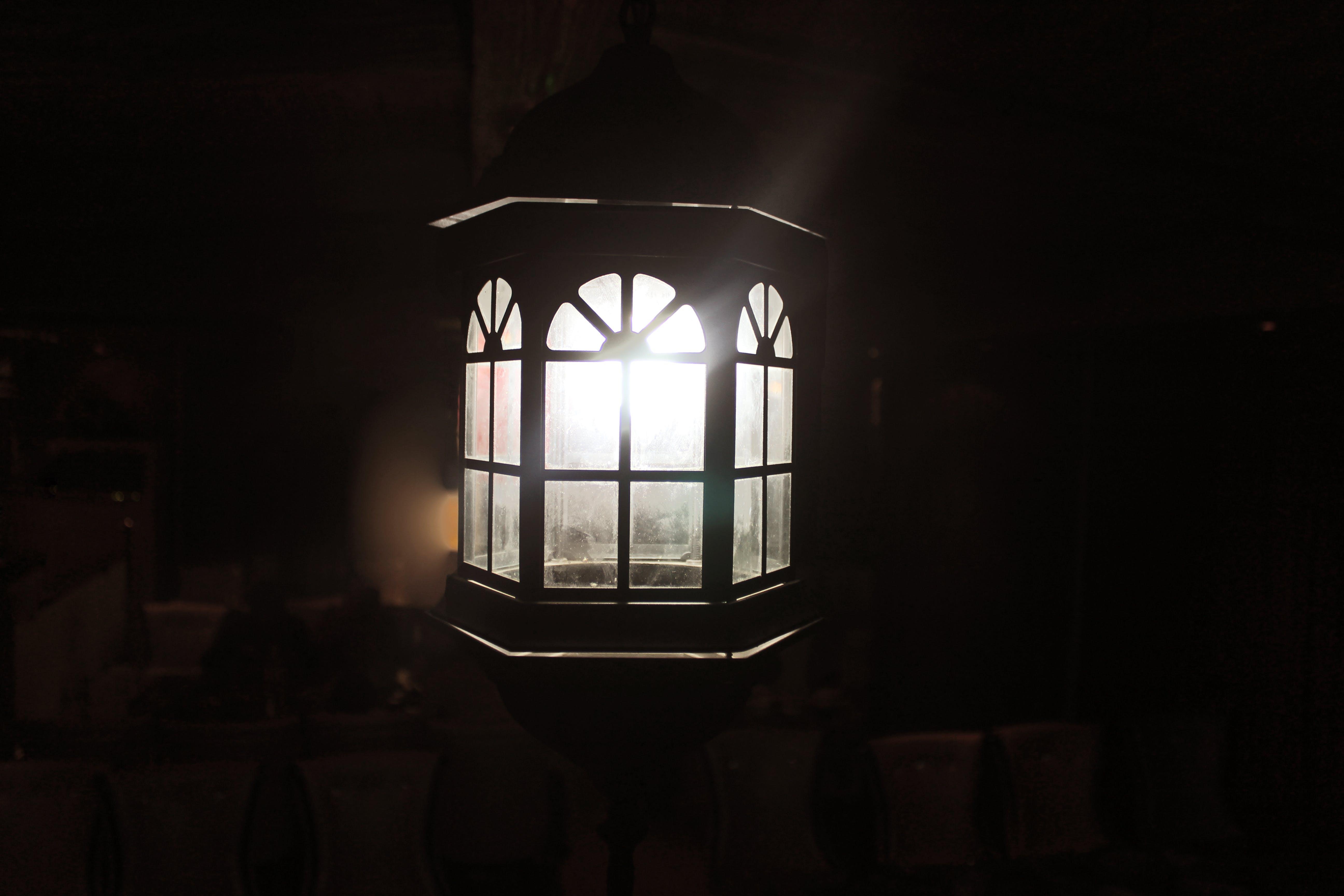 Free stock photo of beam, lamp, light