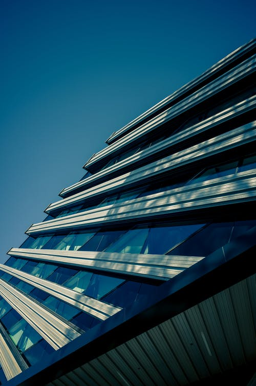 Free stock photo of blue, building, sky