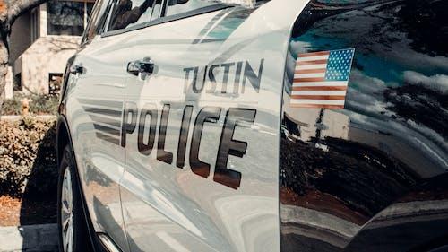 Imagine de stoc gratuită din 911, accident, aplicarea legii