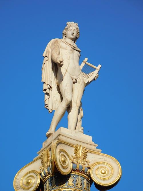 Immagine gratuita di apollo, arte, cieli blu