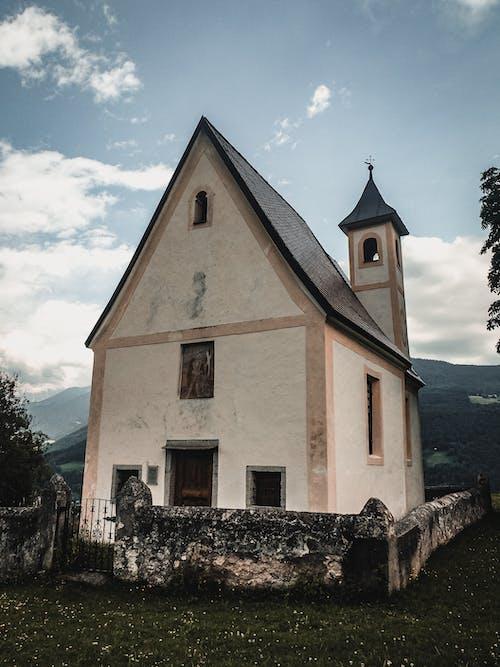 Photos gratuites de église, montagne, trentin haut-adige