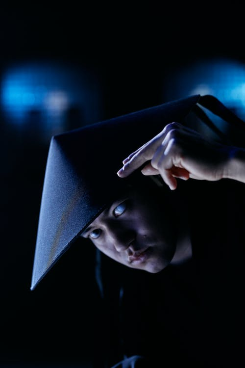 Free stock photo of conceptual, cosplay, dark