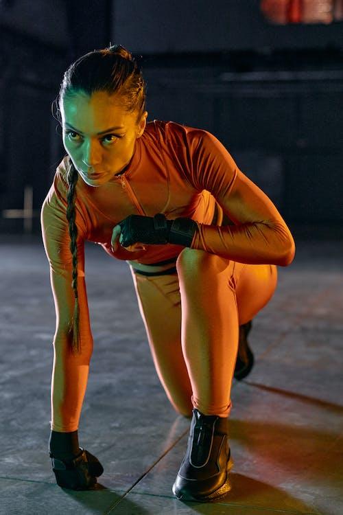 Free stock photo of adult, athlete, body