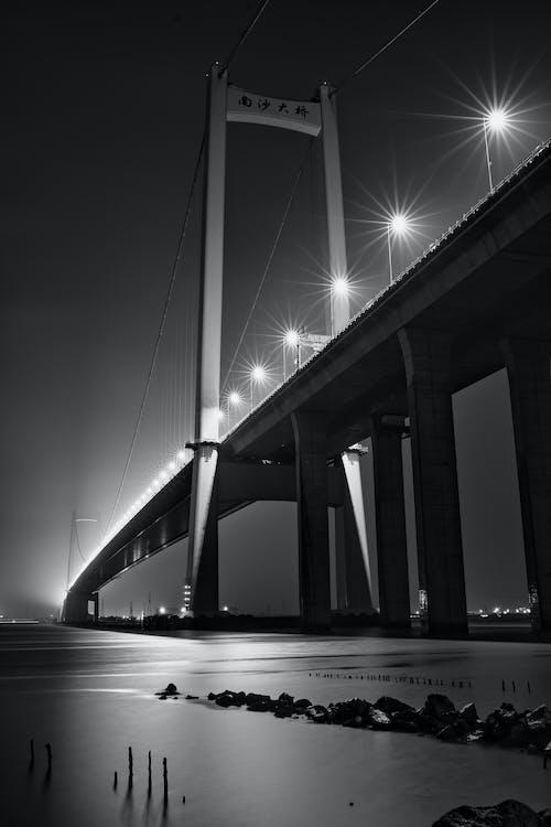 Foto stok gratis 35mm, air, Arsitektur