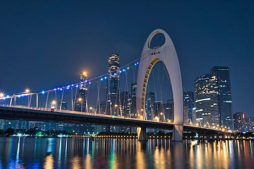 Foto stok gratis angkutan, Arsitektur modern, Asia