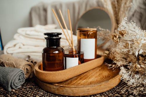 Kostenloses Stock Foto zu aromatherapie, bad, badezimmer