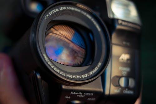 Lens of modern video camera