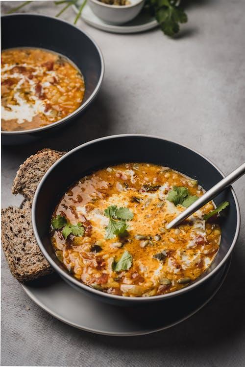 Fotos de stock gratuitas de almuerzo, apetecible, arroz
