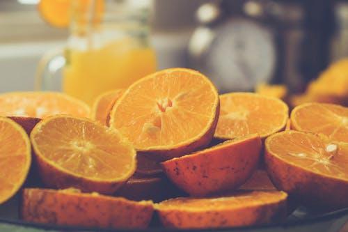 Free stock photo of beverage, breakfast, kumquat