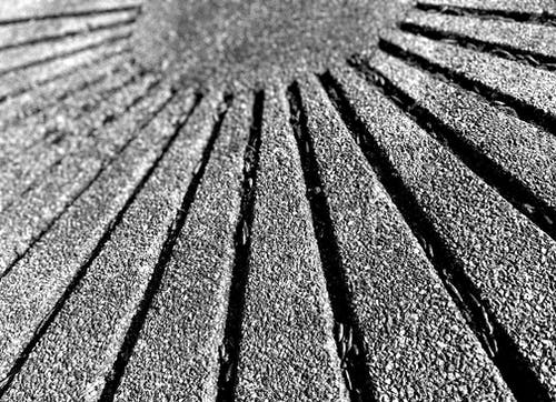 Free stock photo of grayscale, millstone