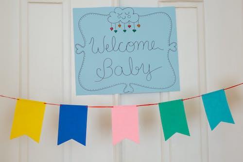 Baby Decoration Hanging on the Door