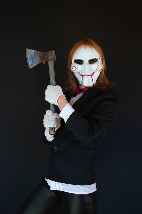 Fotobanka sbezplatnými fotkami na tému dospelý, Halloween, konceptuálny