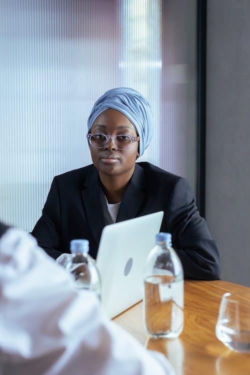 Free stock photo of businesswoman, café, diversity