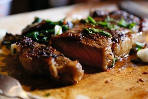 고기, 과즙이 많은, 군침이 도는의 무료 스톡 사진