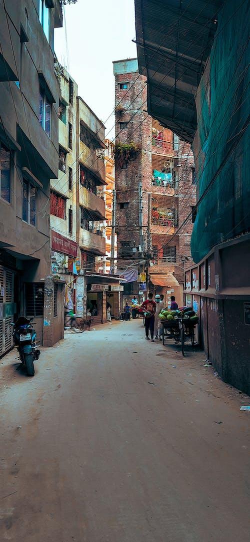 Free stock photo of bazaar, brick building, brick house