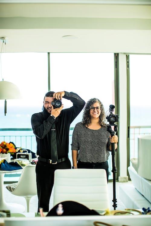 Kostenloses Stock Foto zu business, drinnen, erwachsener