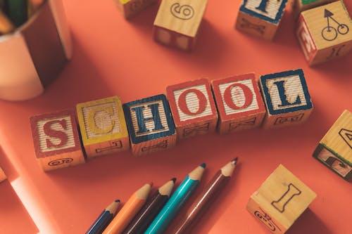 Kostenloses Stock Foto zu alphabet, ausbildung, bildung