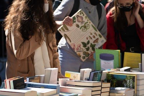 Imagine de stoc gratuită din achiziționare, aglomerație, cărți