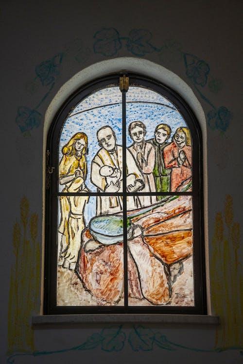 Fotos de stock gratuitas de Iglesia, ventana de iglesia