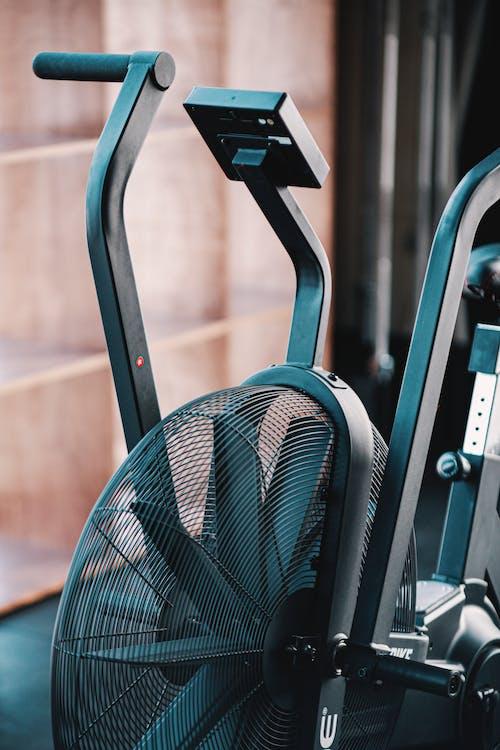 Free stock photo of air dyne, assault bike, cardio