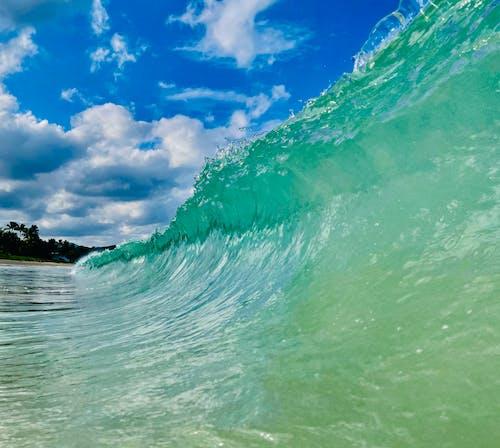 Immagine gratuita di oceano, onda, onde della spiaggia