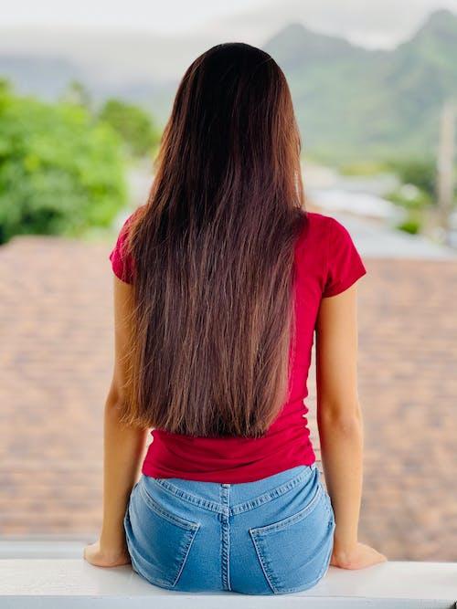 Immagine gratuita di adolescente, bellissimo, capelli
