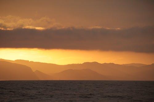 Fotobanka sbezplatnými fotkami na tému hory, krajina, magická hodina