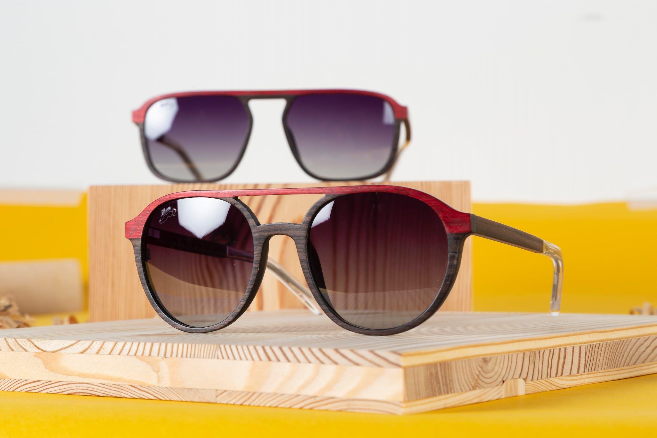 Offrir des lunettes en bois originales à son papa pour la fête des pères, Super idées cadeaux