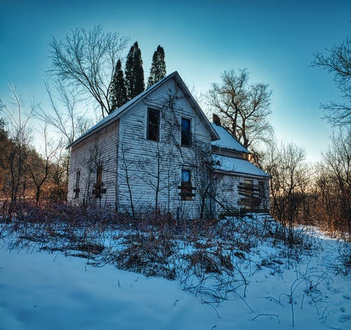 Free stock photo of abandoned, abandoned building, abandoned house