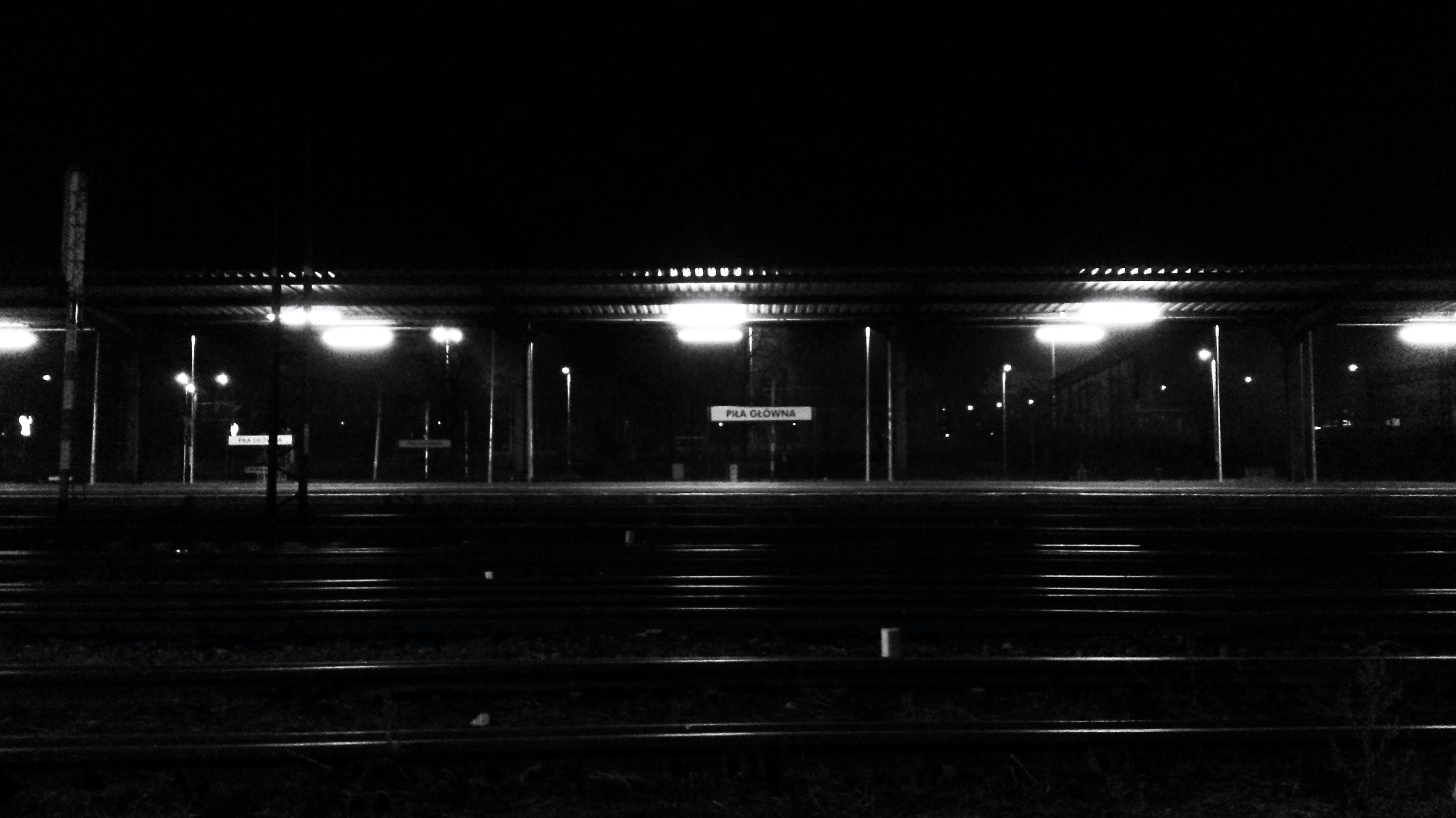 Free stock photo of platform, rail