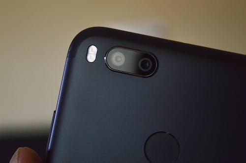 Gratis stockfoto met android one, blog, camera, camera aan de achterkant