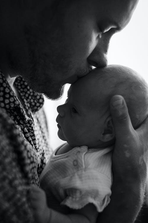 Δωρεάν στοκ φωτογραφιών με bw, αγάπη, άγγιγμα