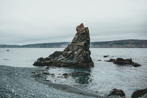 Darmowe zdjęcie z galerii z burza, fala, krajobraz