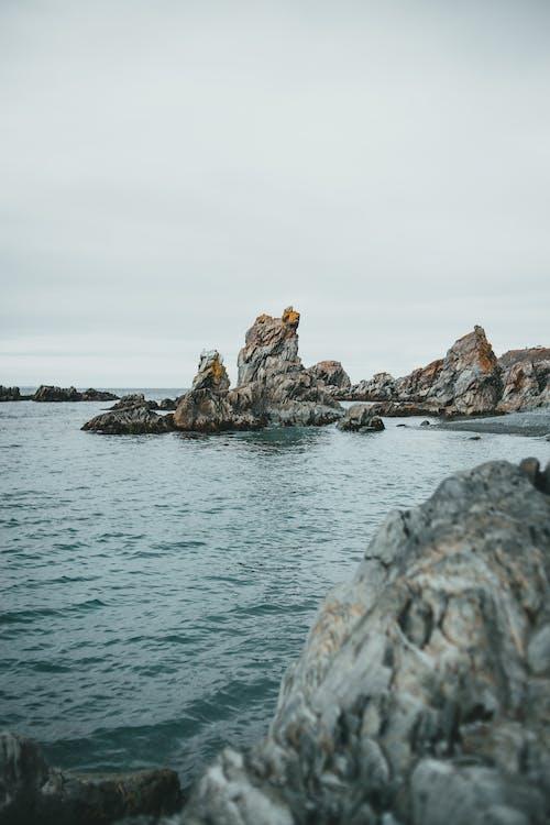 Darmowe zdjęcie z galerii z fala, krajobraz, latarnia morska