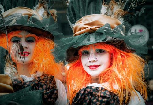 Free stock photo of alice in wonderland, carnival, costume show