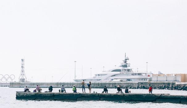 Free stock photo of sea, russia, blacksea, Сочи