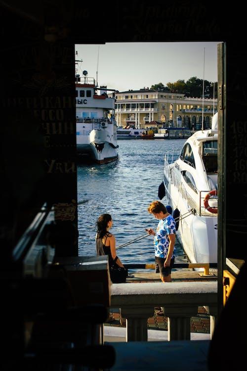 Čierne more, dok, jachta