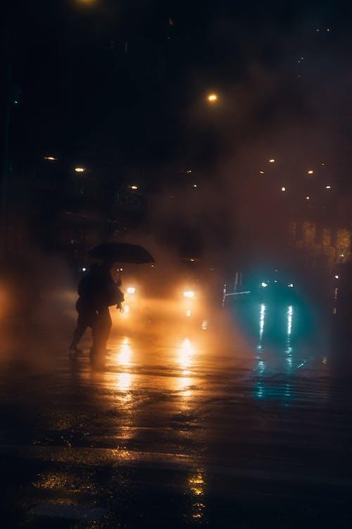 Free stock photo of blur, calamity, city