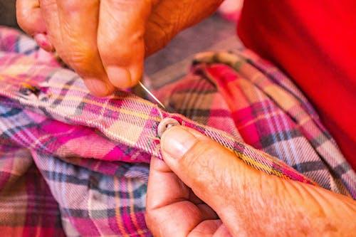 Бесплатное стоковое фото с agulha, costura, costureira, jkakaroto