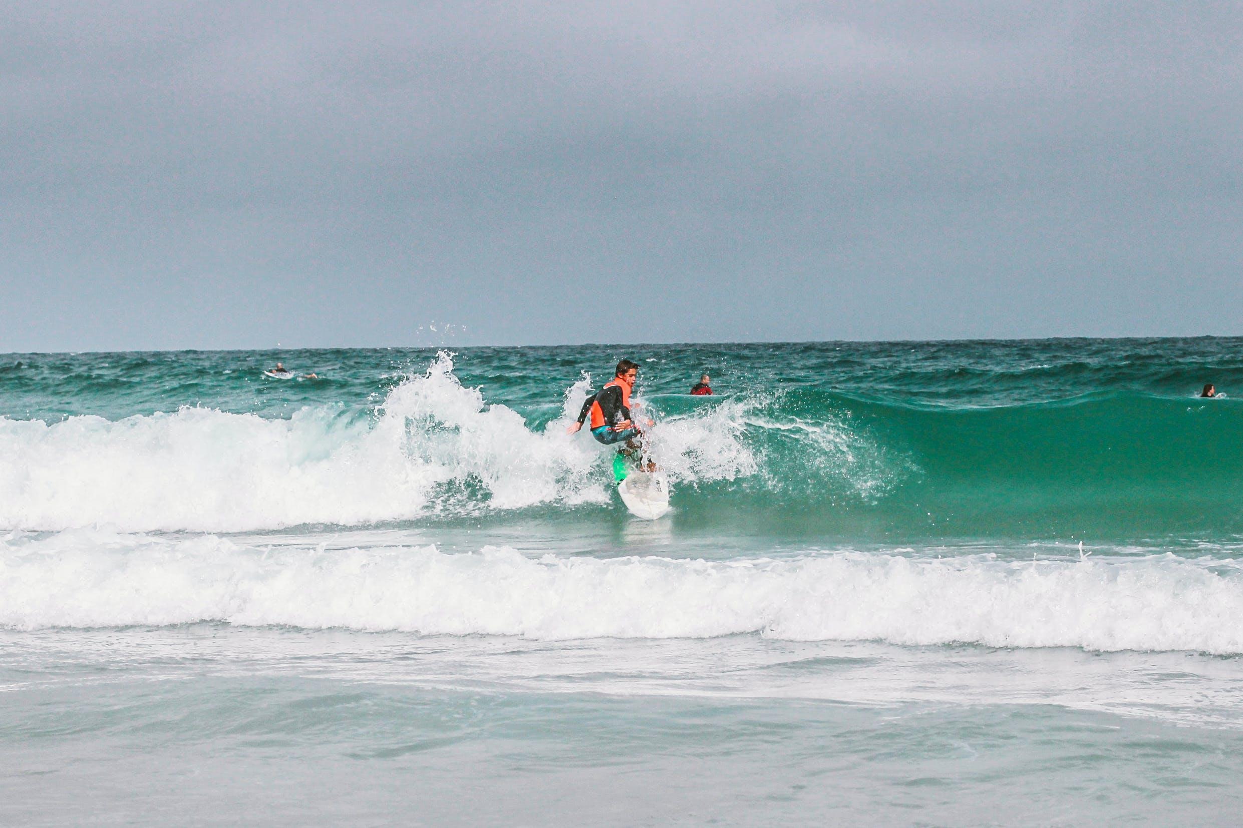 Free stock photo of beach, Bondi Beach, sports, surfing