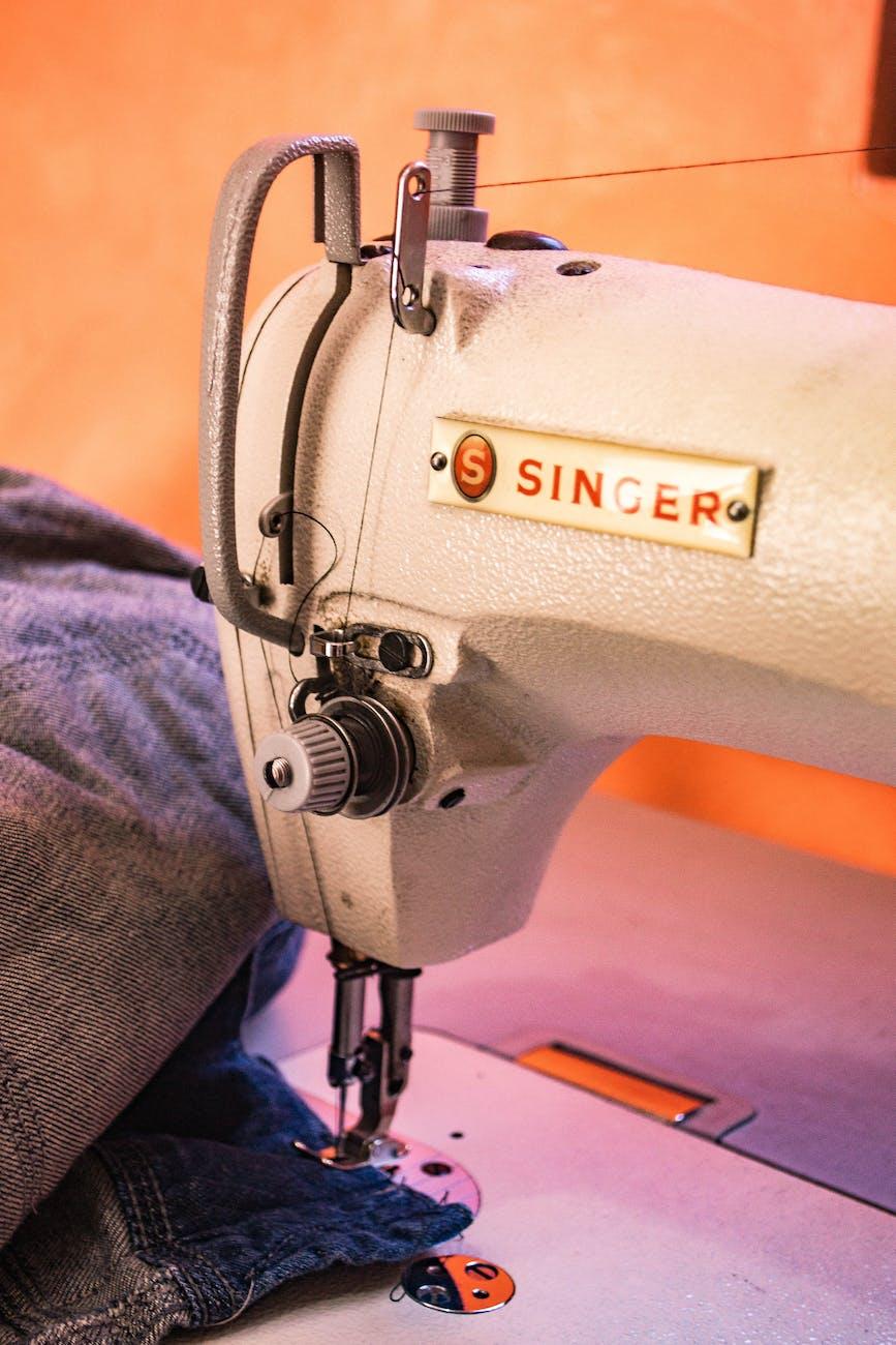 自动穿针器  17缝纫材料,您需要水平您的刺绣